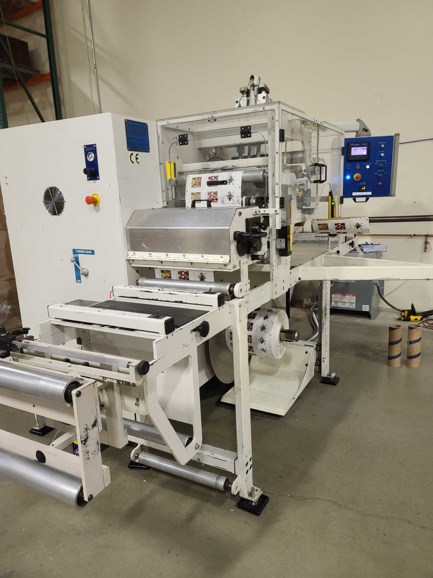 Ashe Opal 410 - Used Flexo Printing Presses and Used Flexographic Equipment-2