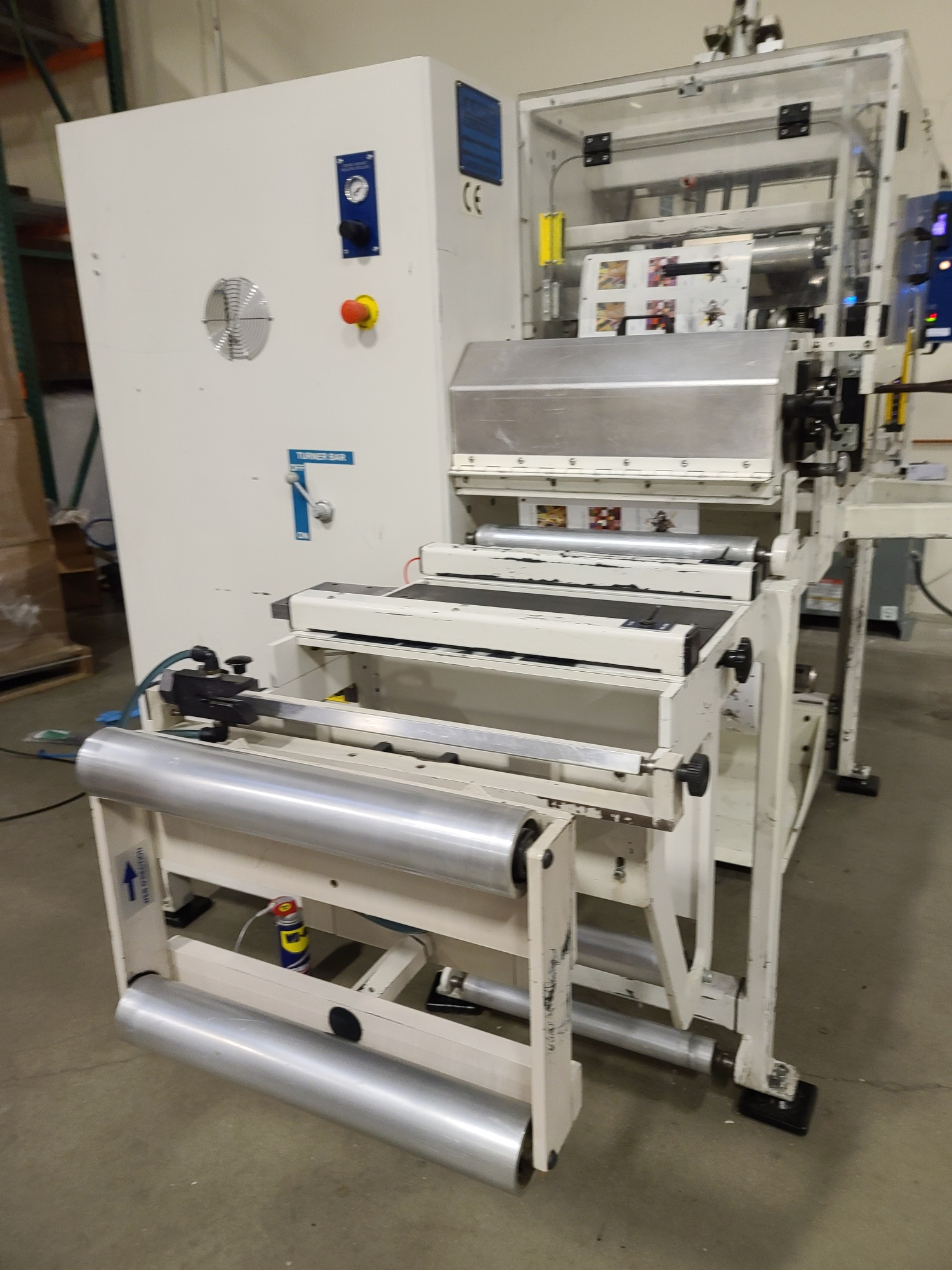 Ashe Opal 410 - Used Flexo Printing Presses and Used Flexographic Equipment-3