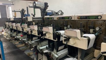 Nilpeter FA3300S - Used Flexo Printing Presses and Used Flexographic Equipment