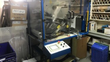 Daco 410 Turret Rewinder - Used Flexo Printing Presses and Used Flexographic Equipment