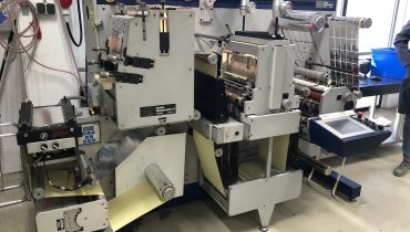 GM DC330 Mini - Used Flexo Printing Presses and Used Flexographic Equipment