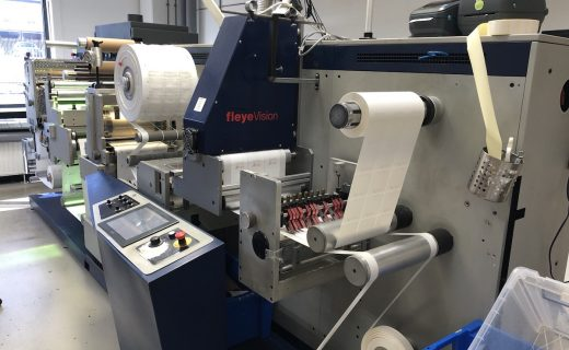 GM DC330 - Used Flexo Printing Presses and Used Flexographic Equipment
