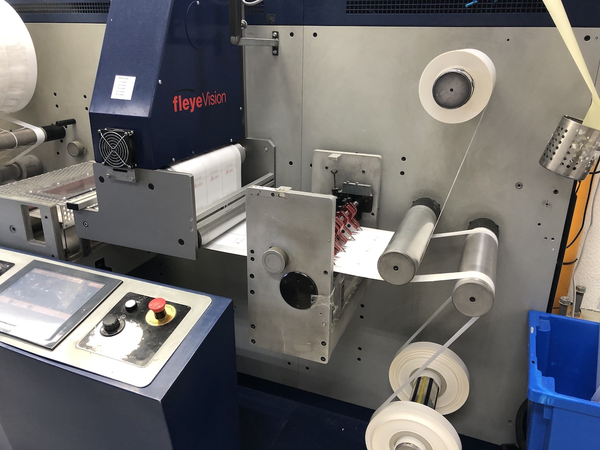 GM DC330 - Used Flexo Printing Presses and Used Flexographic Equipment-3