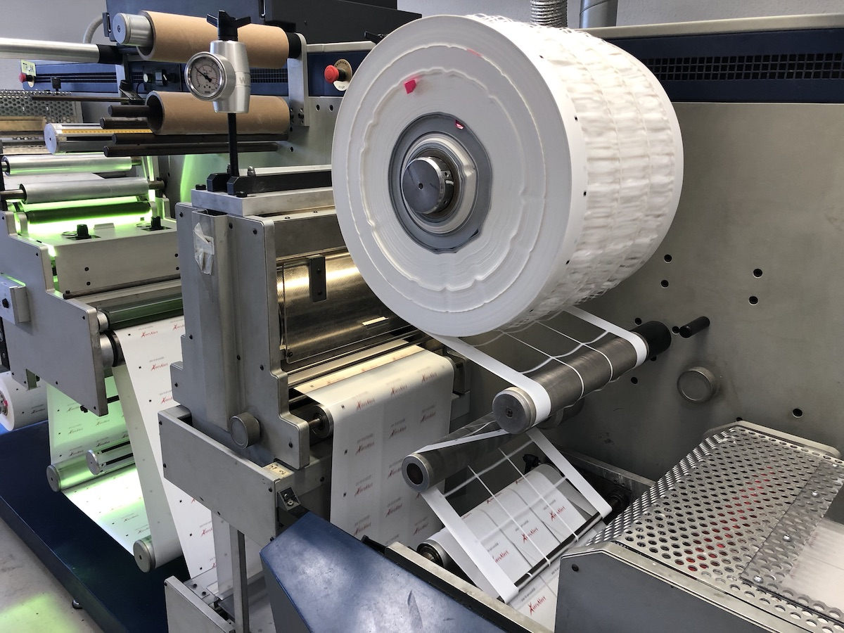 GM DC330 - Used Flexo Printing Presses and Used Flexographic Equipment-5