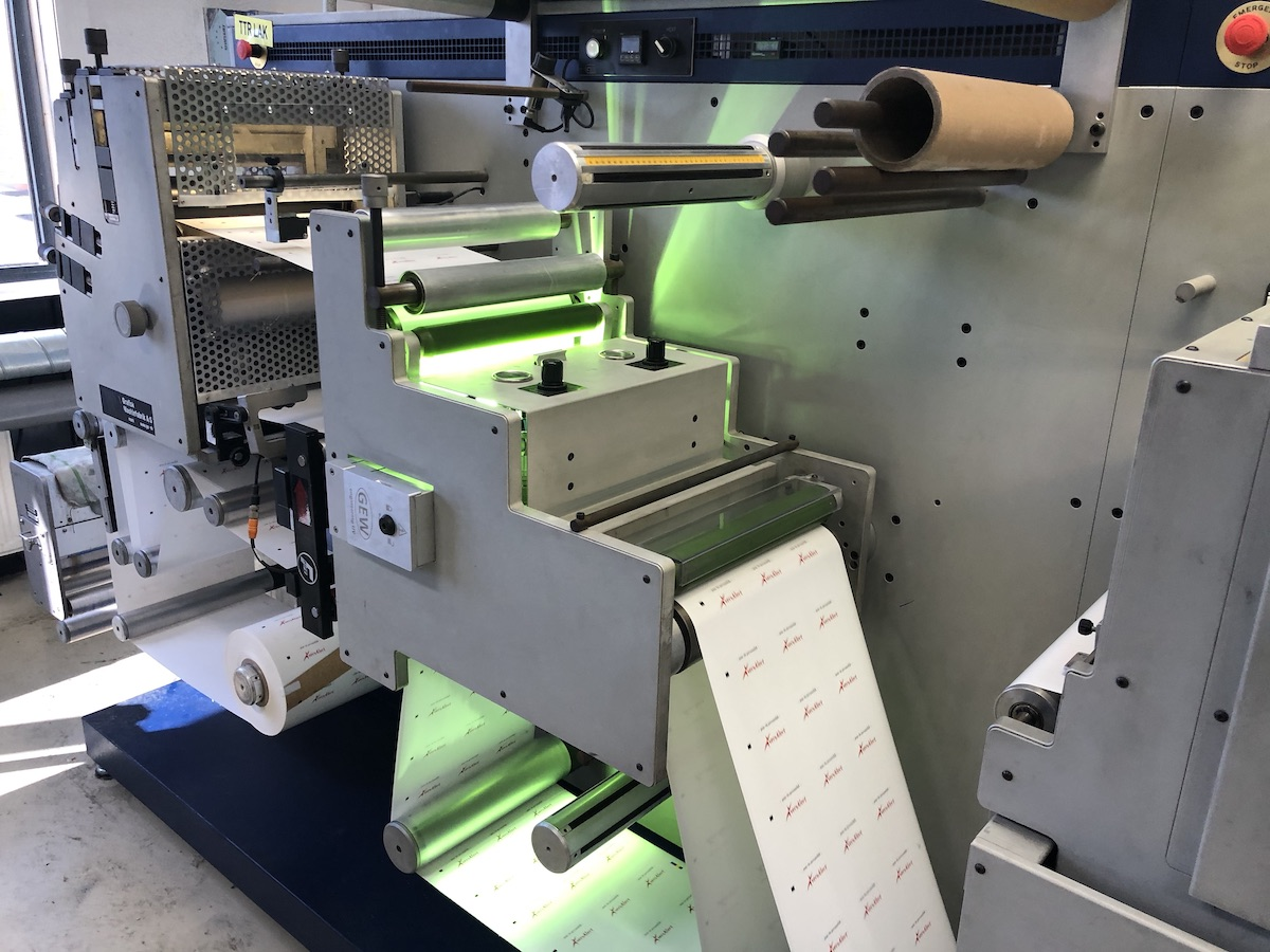 GM DC330 - Used Flexo Printing Presses and Used Flexographic Equipment-6