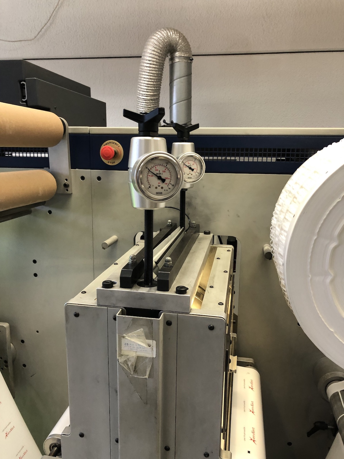 GM DC330 - Used Flexo Printing Presses and Used Flexographic Equipment-9