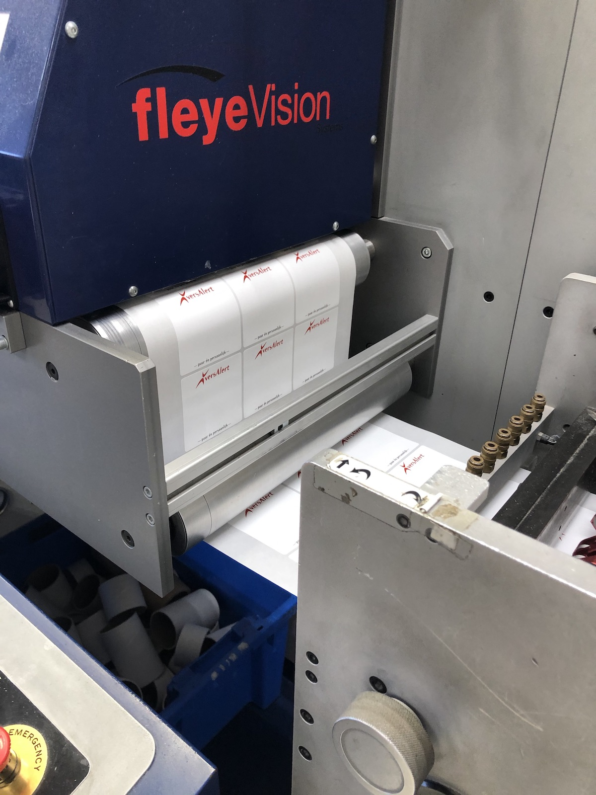 GM DC330 - Used Flexo Printing Presses and Used Flexographic Equipment-12