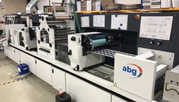 ABG Digicon 2 - Used Flexo Printing Presses and Used Flexographic Equipment