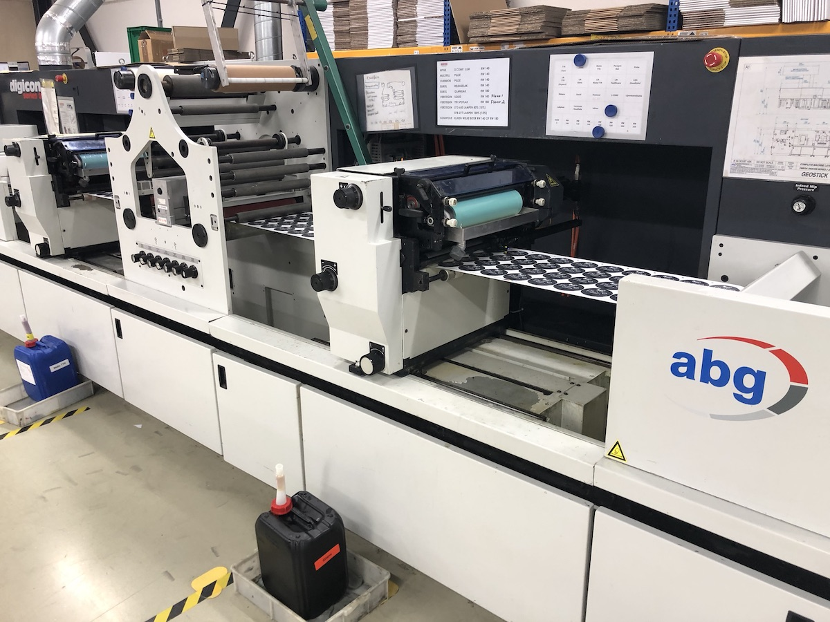 ABG Digicon 2 - Used Flexo Printing Presses and Used Flexographic Equipment-2