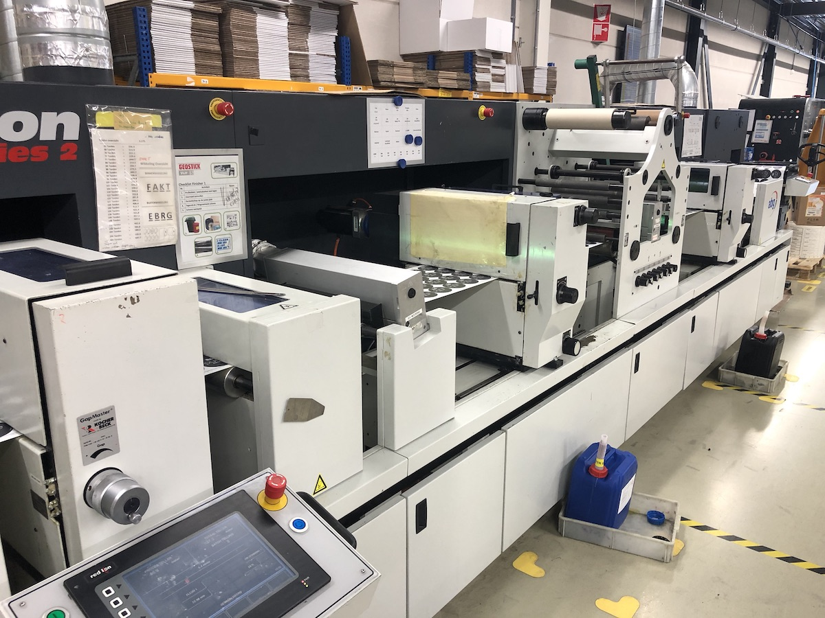 ABG Digicon 2 - Used Flexo Printing Presses and Used Flexographic Equipment-8
