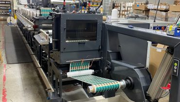 Nilpeter FA-14 - Used Flexo Printing Presses and Used Flexographic Equipment
