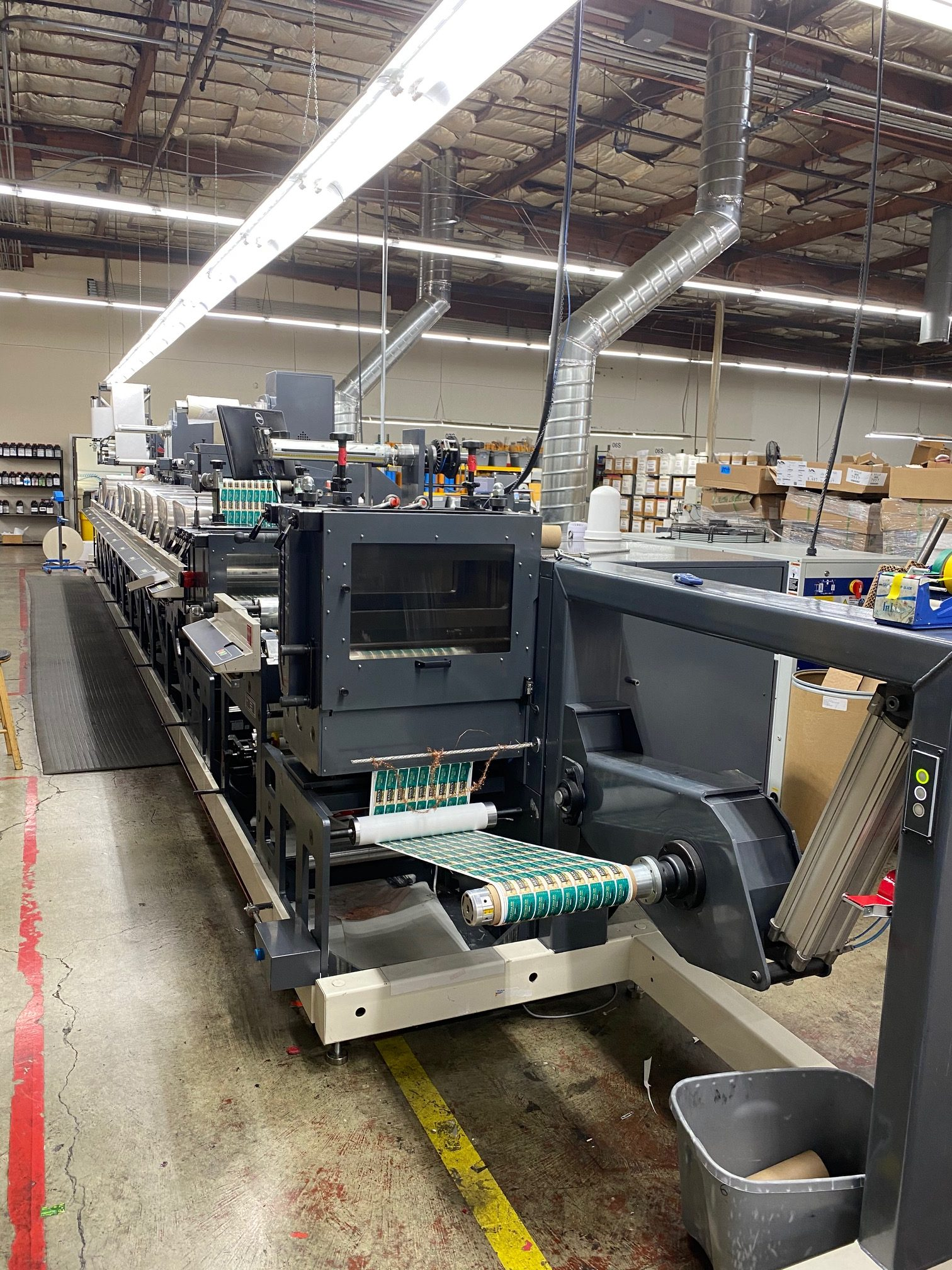 Nilpeter FA-14 - Used Flexo Printing Presses and Used Flexographic Equipment-2