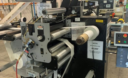 Aztech BSR4018 - Used Flexo Printing Presses and Used Flexographic Equipment