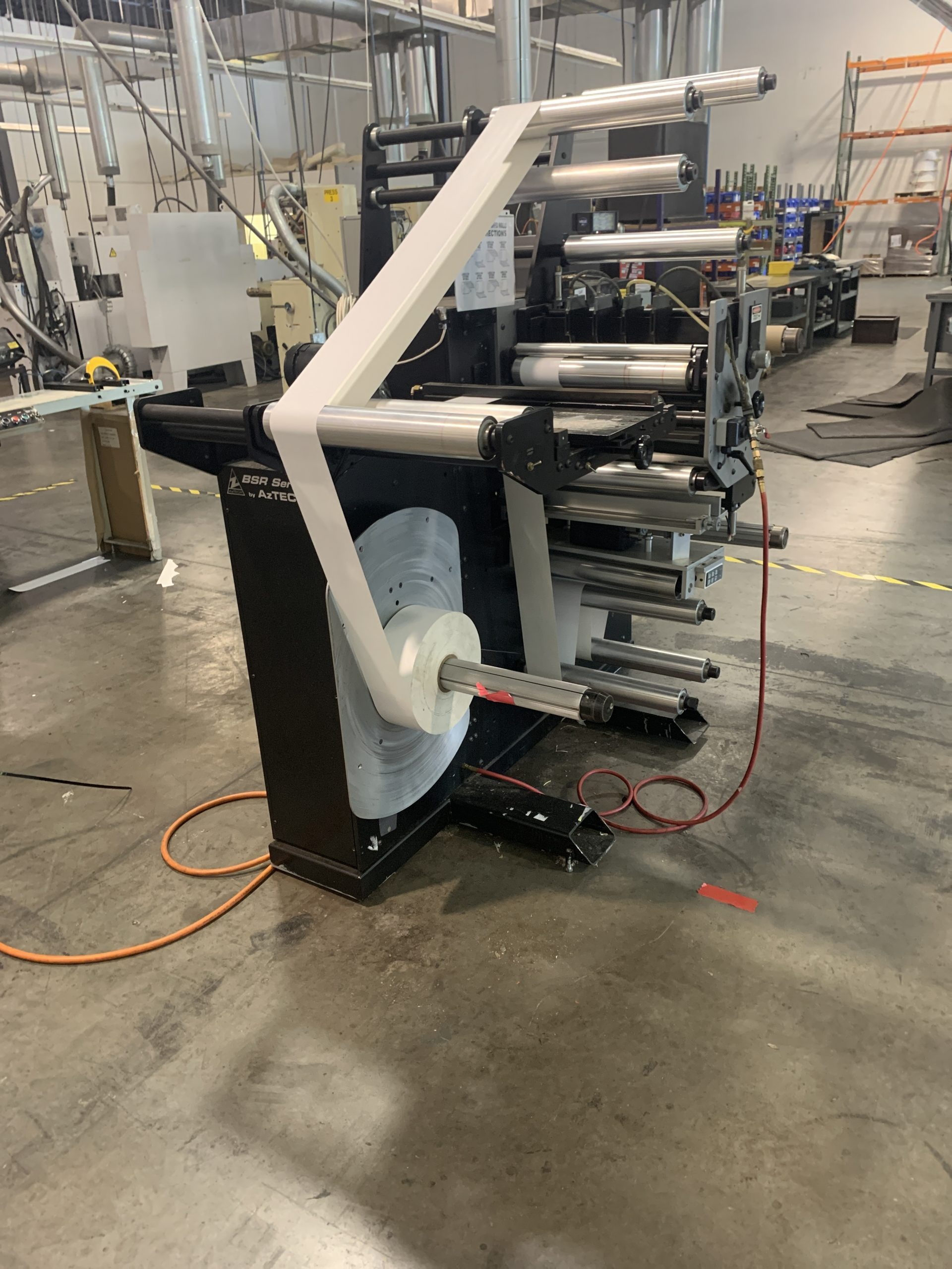 Aztech BSR4018 - Used Flexo Printing Presses and Used Flexographic Equipment-3