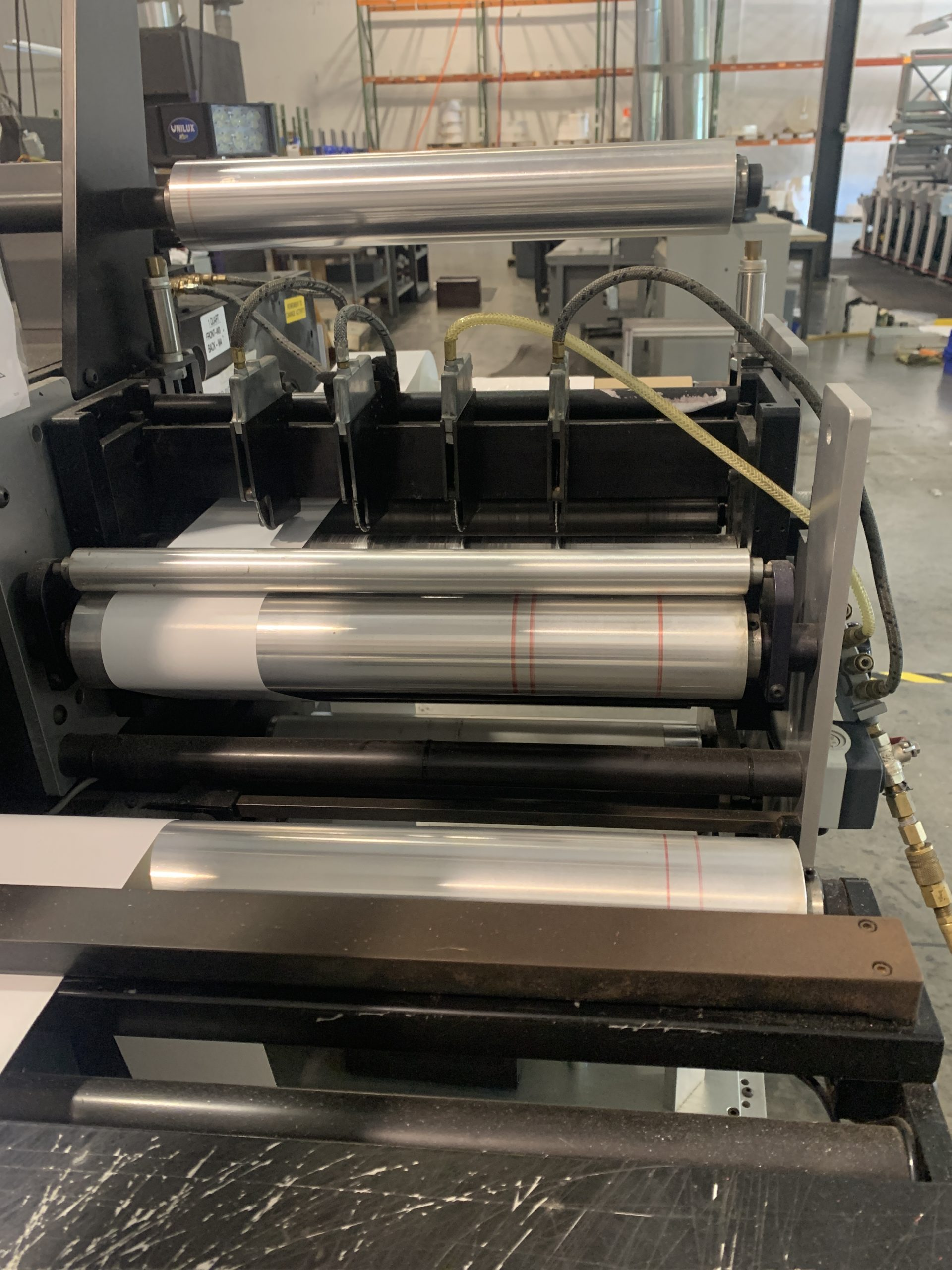 Aztech BSR4018 - Used Flexo Printing Presses and Used Flexographic Equipment-4