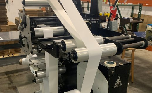 Aztech BSR4013 - Used Flexo Printing Presses and Used Flexographic Equipment