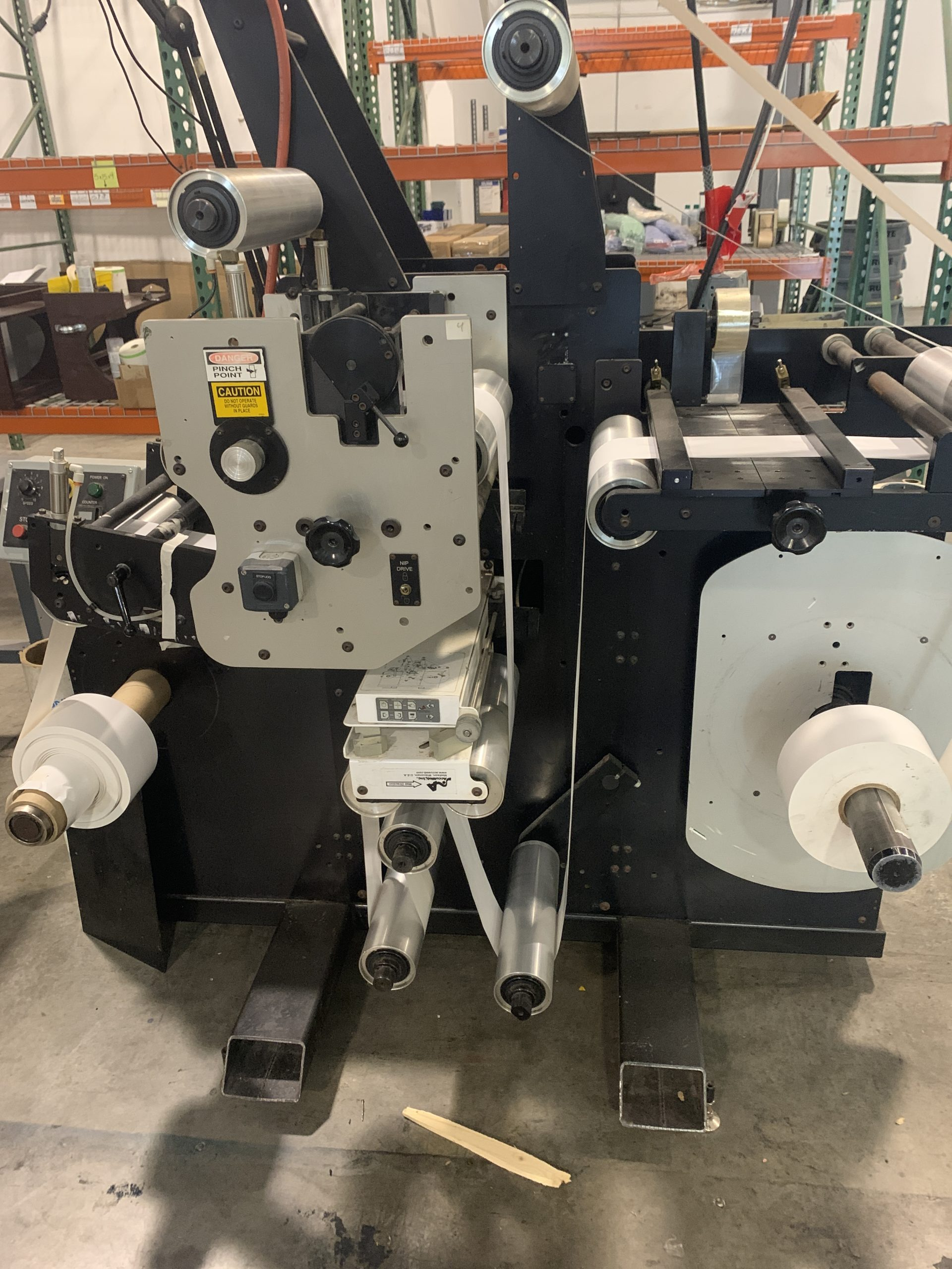 Aztech BSR4013 - Used Flexo Printing Presses and Used Flexographic Equipment-3