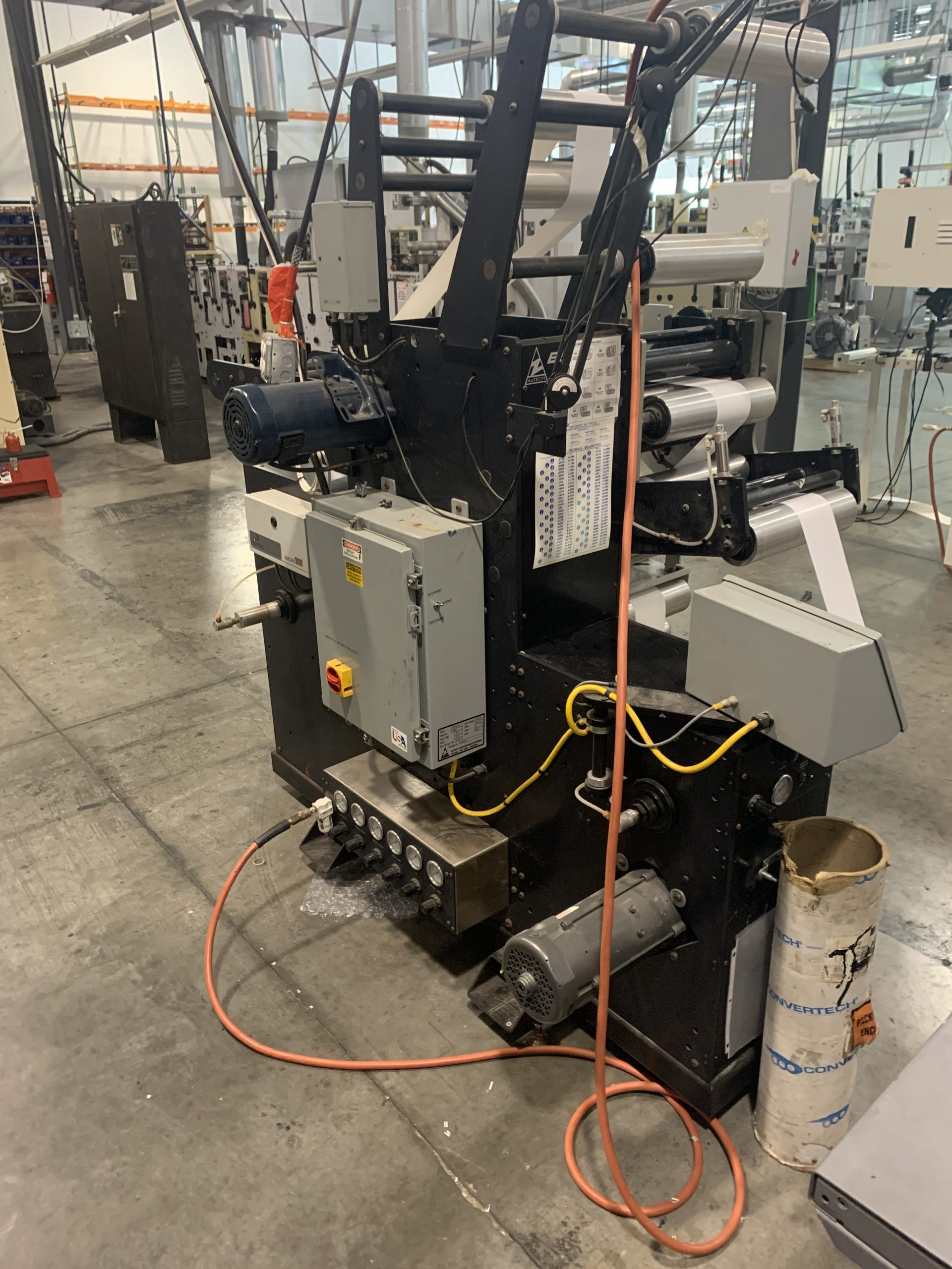 Aztech BSR4013 - Used Flexo Printing Presses and Used Flexographic Equipment-5