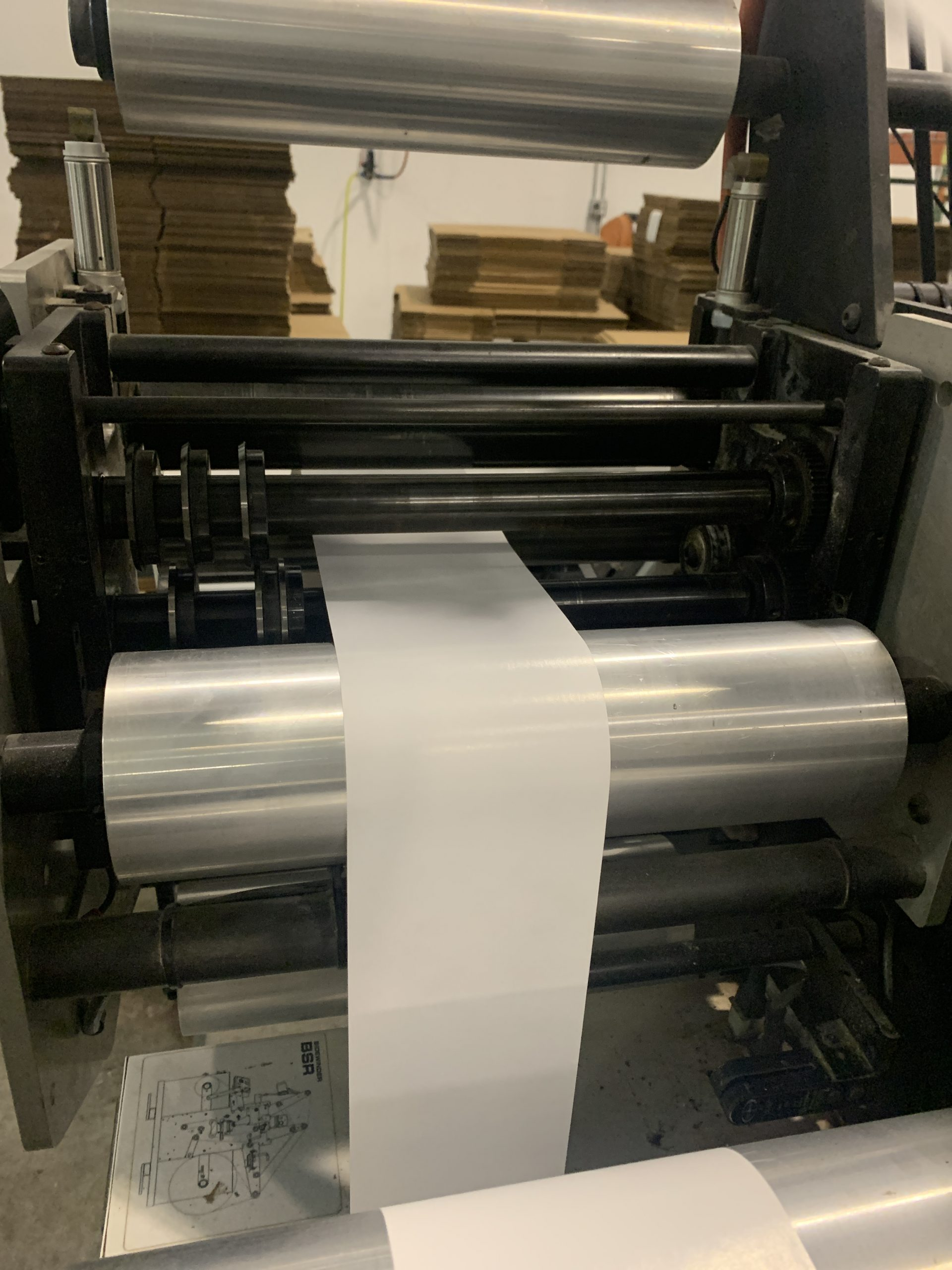 Aztech BSR4013 - Used Flexo Printing Presses and Used Flexographic Equipment-6