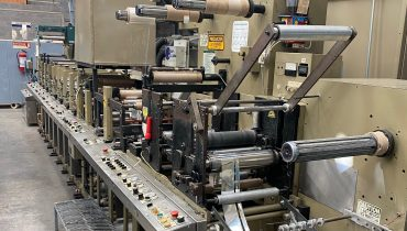Aquaflex LCQX1308 - Used Flexo Printing Presses and Used Flexographic Equipment