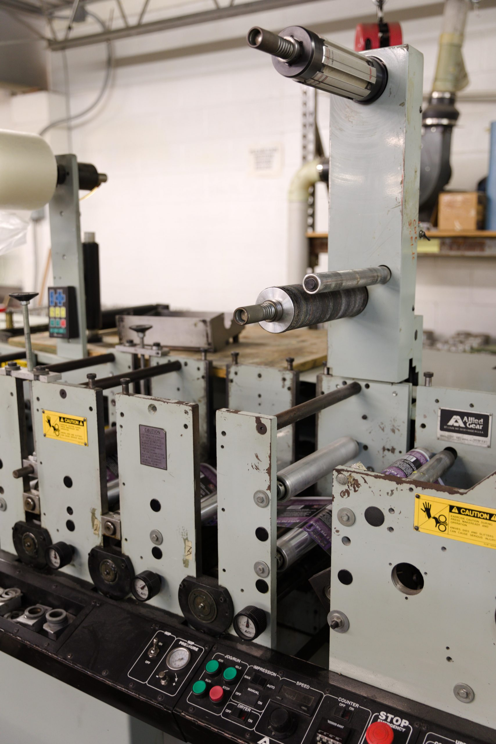 Allied 310 - Used Flexo Printing Presses and Used Flexographic Equipment-5