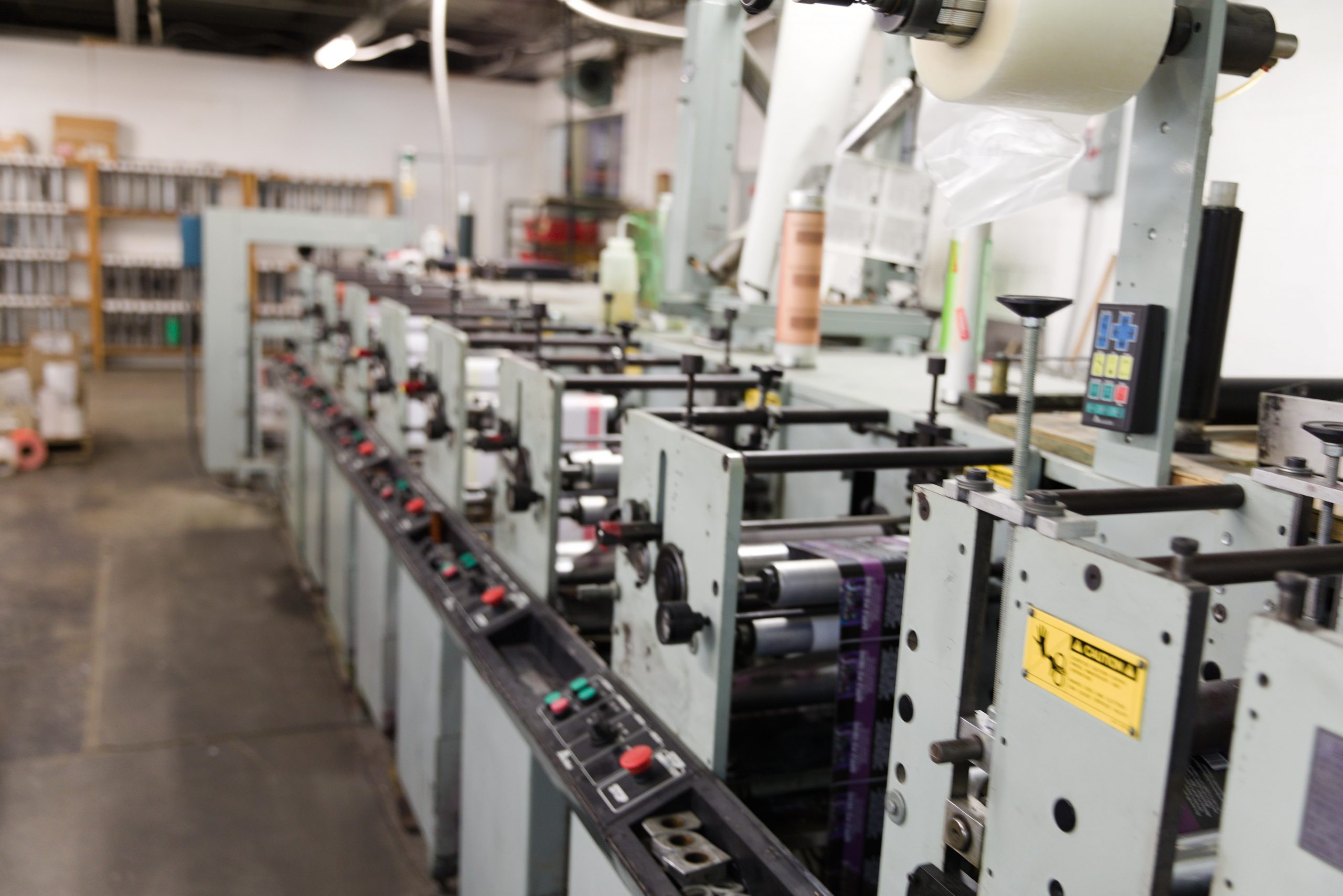 Allied 310 - Used Flexo Printing Presses and Used Flexographic Equipment-6