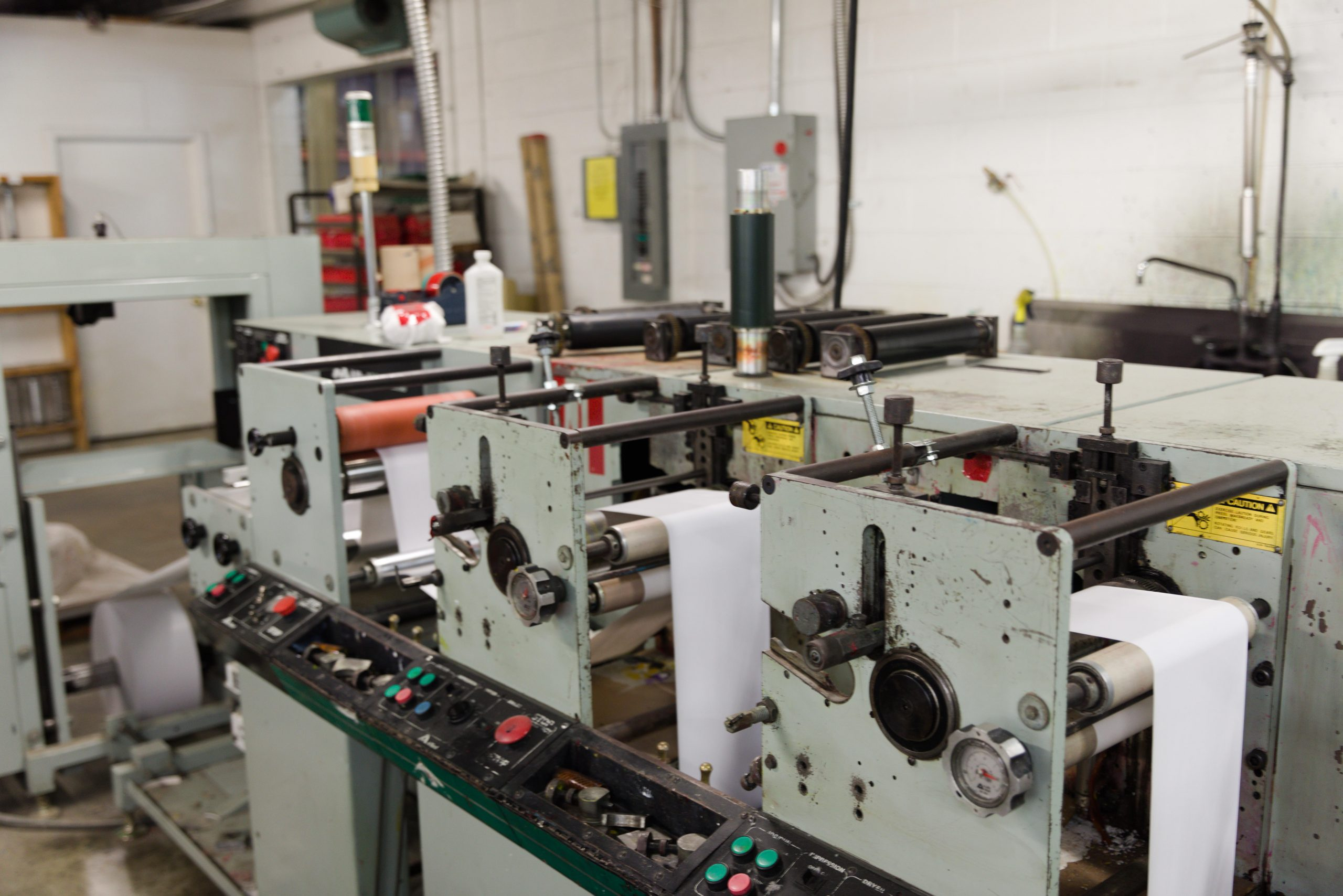Allied 310 - Used Flexo Printing Presses and Used Flexographic Equipment-8