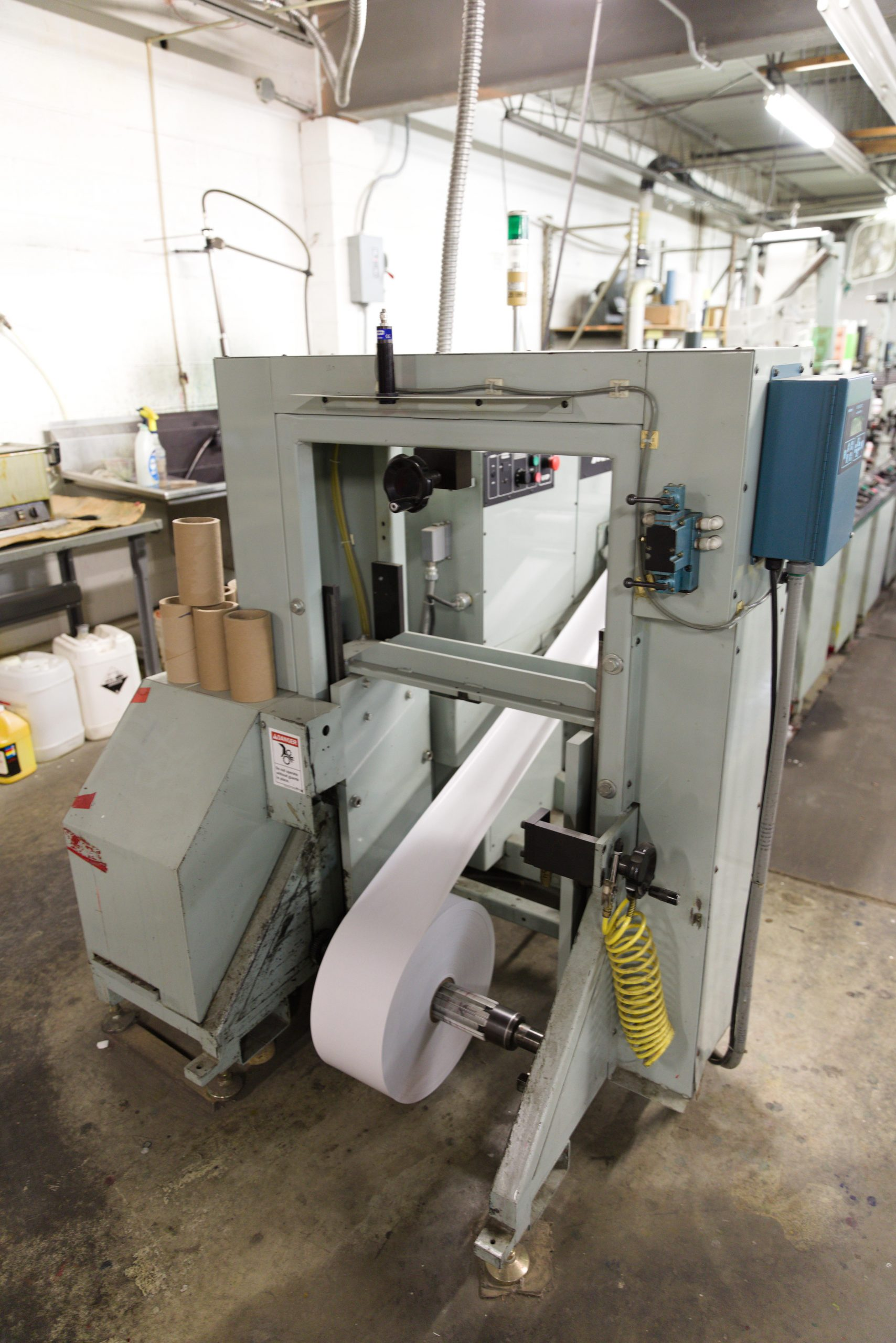 Allied 310 - Used Flexo Printing Presses and Used Flexographic Equipment-9