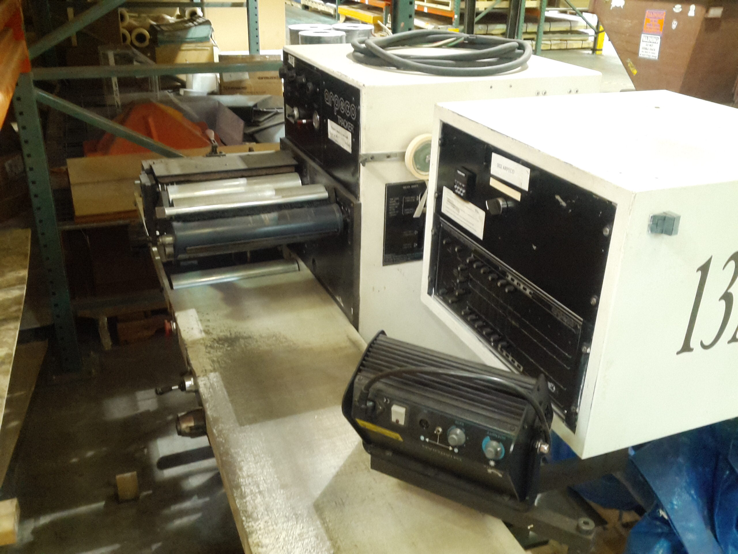 Arpeco Tracker - Used Flexo Printing Presses and Used Flexographic Equipment-0
