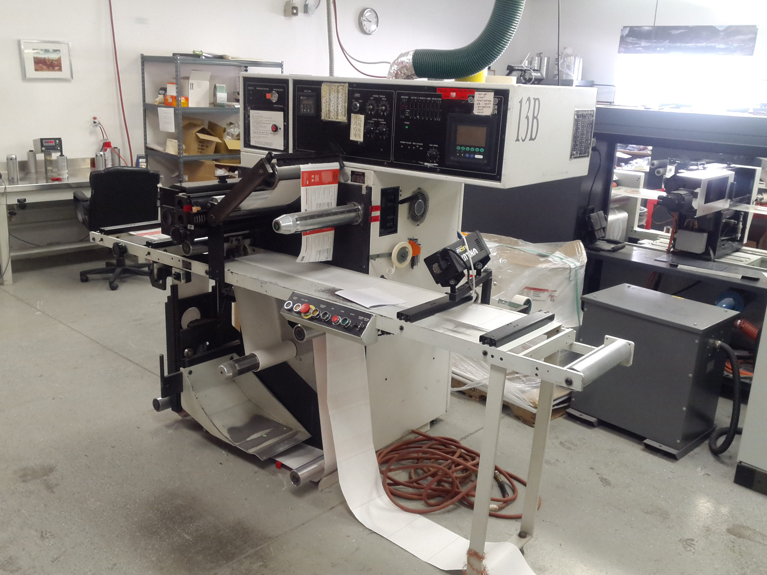Arpeco Premier - Used Flexo Printing Presses and Used Flexographic Equipment-0