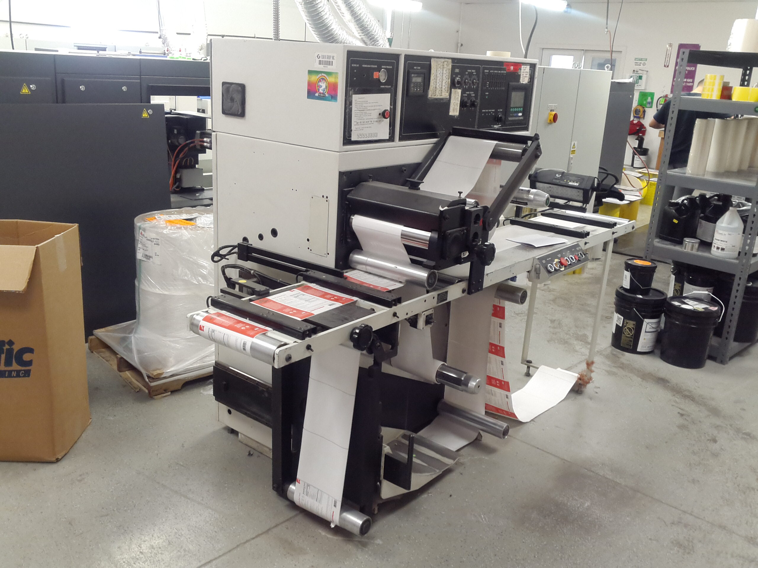 Arpeco Premier - Used Flexo Printing Presses and Used Flexographic Equipment-2