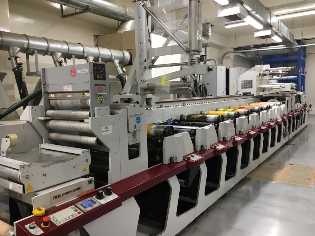 Mark Andy P5 - Used Flexo Printing Presses and Used Flexographic Equipment-0