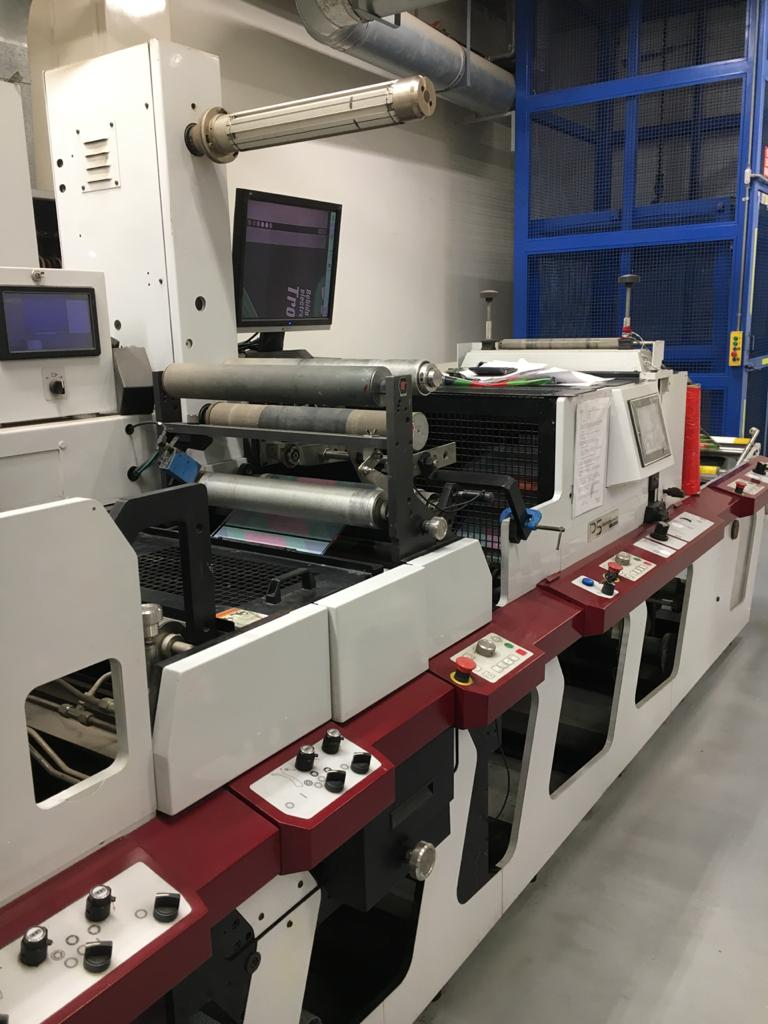 Mark Andy P5 - Used Flexo Printing Presses and Used Flexographic Equipment-4