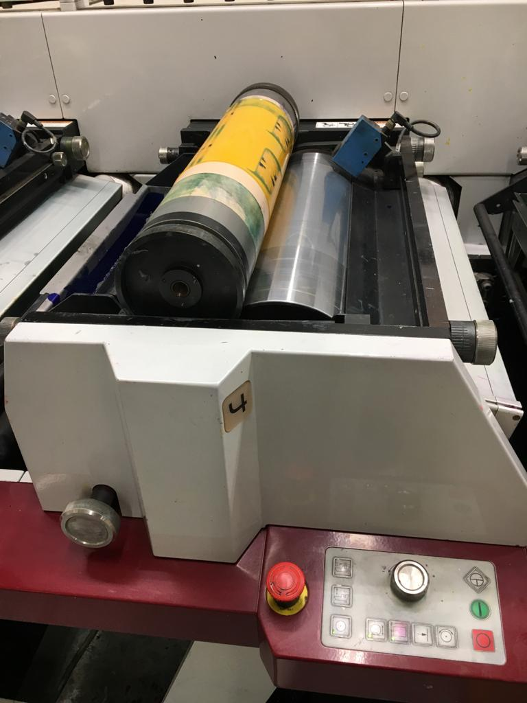 Mark Andy P5 - Used Flexo Printing Presses and Used Flexographic Equipment-5