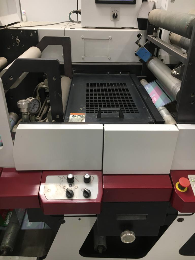 Mark Andy P5 - Used Flexo Printing Presses and Used Flexographic Equipment-8