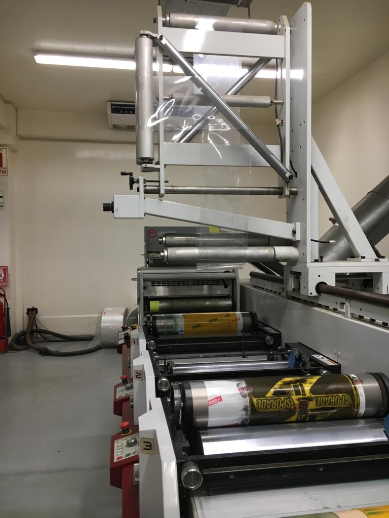 Mark Andy P5 - Used Flexo Printing Presses and Used Flexographic Equipment-9