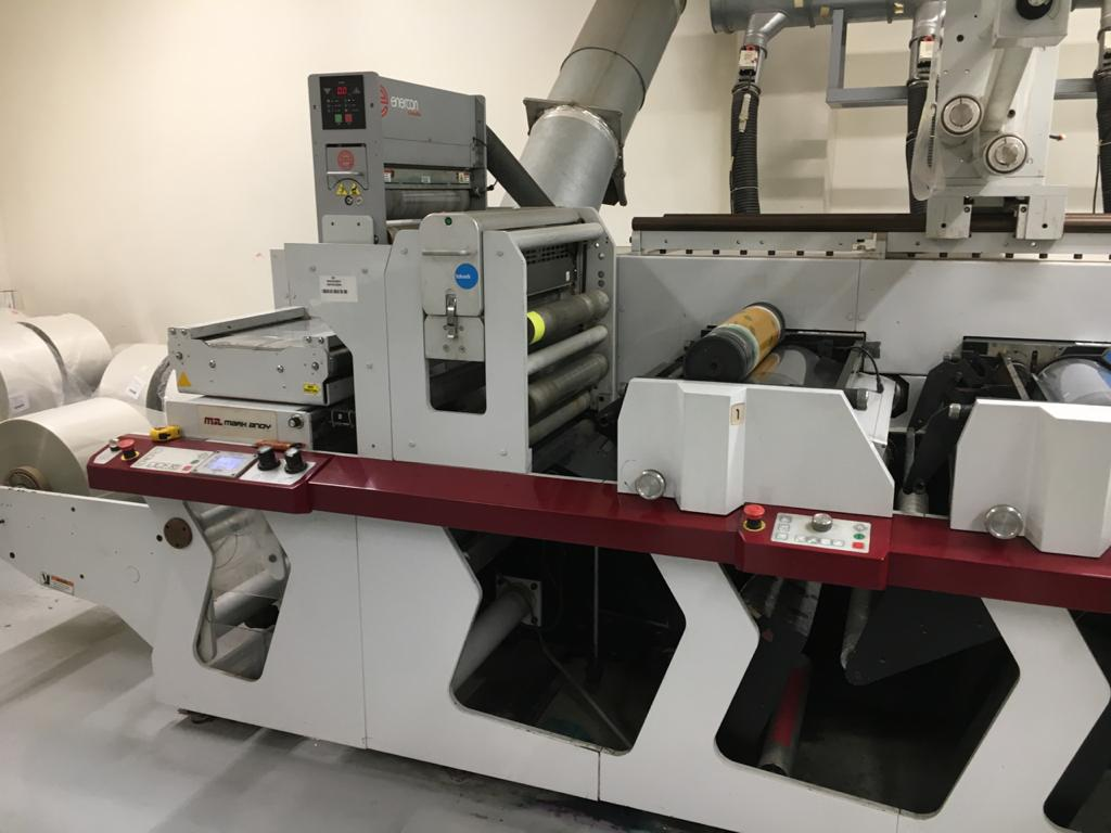 Mark Andy P5 - Used Flexo Printing Presses and Used Flexographic Equipment-10