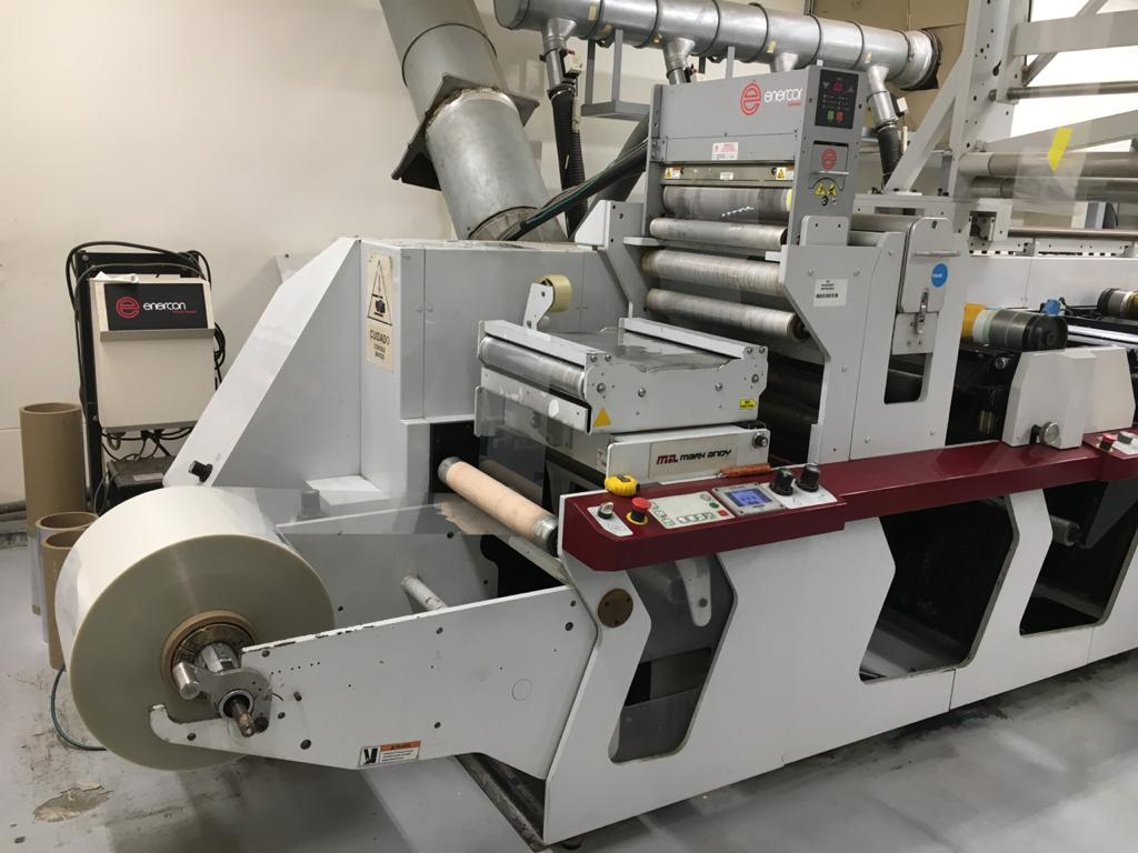 Mark Andy P5 - Used Flexo Printing Presses and Used Flexographic Equipment-11