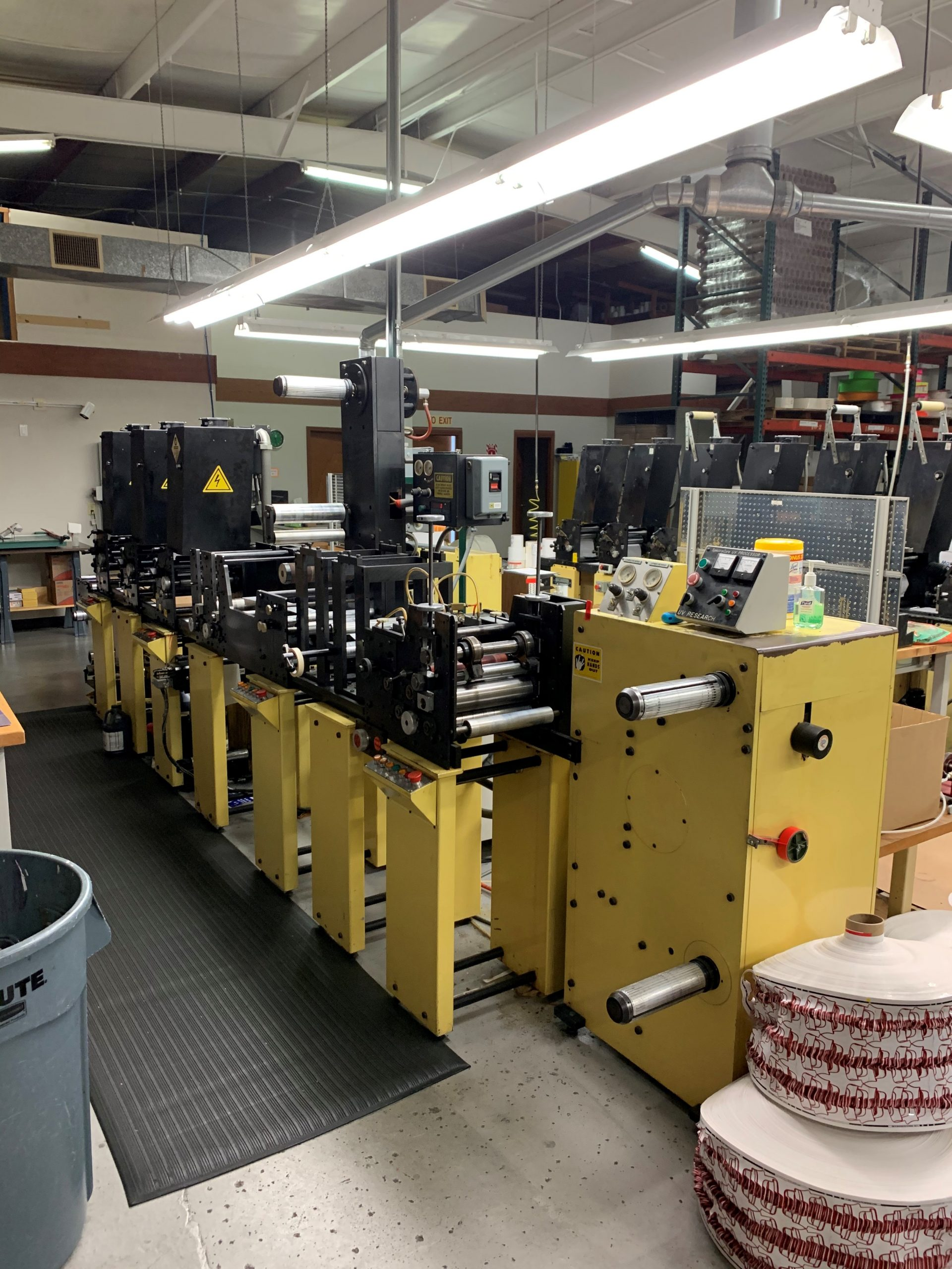 Comco Captain - Used Flexo Printing Presses and Used Flexographic Equipment-2