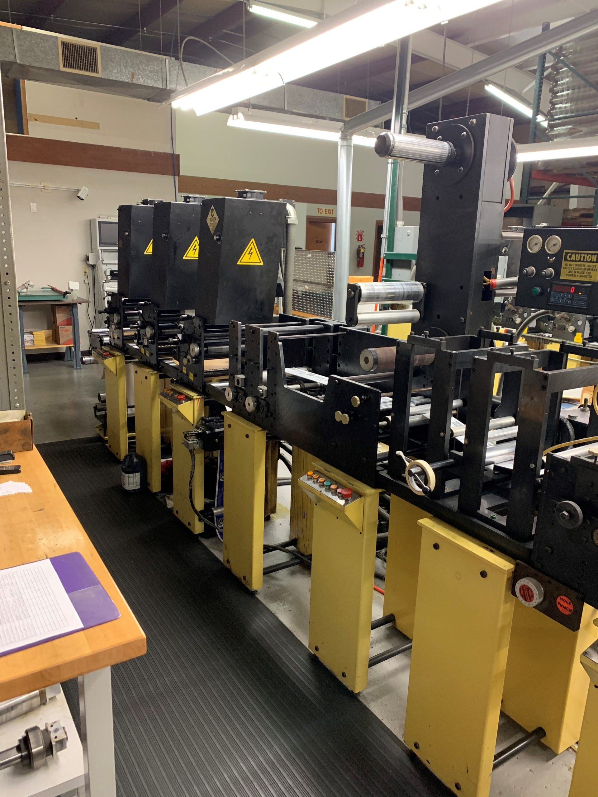 Comco Captain - Used Flexo Printing Presses and Used Flexographic Equipment-8