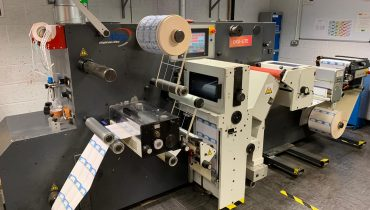 ABG Digicon Lite - Used Flexo Printing Presses and Used Flexographic Equipment