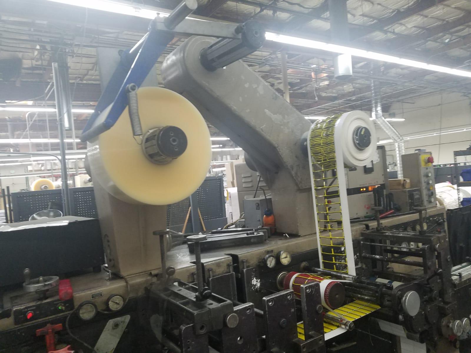 Webtron 750 HQV - Used Flexo Printing Presses and Used Flexographic Equipment-6