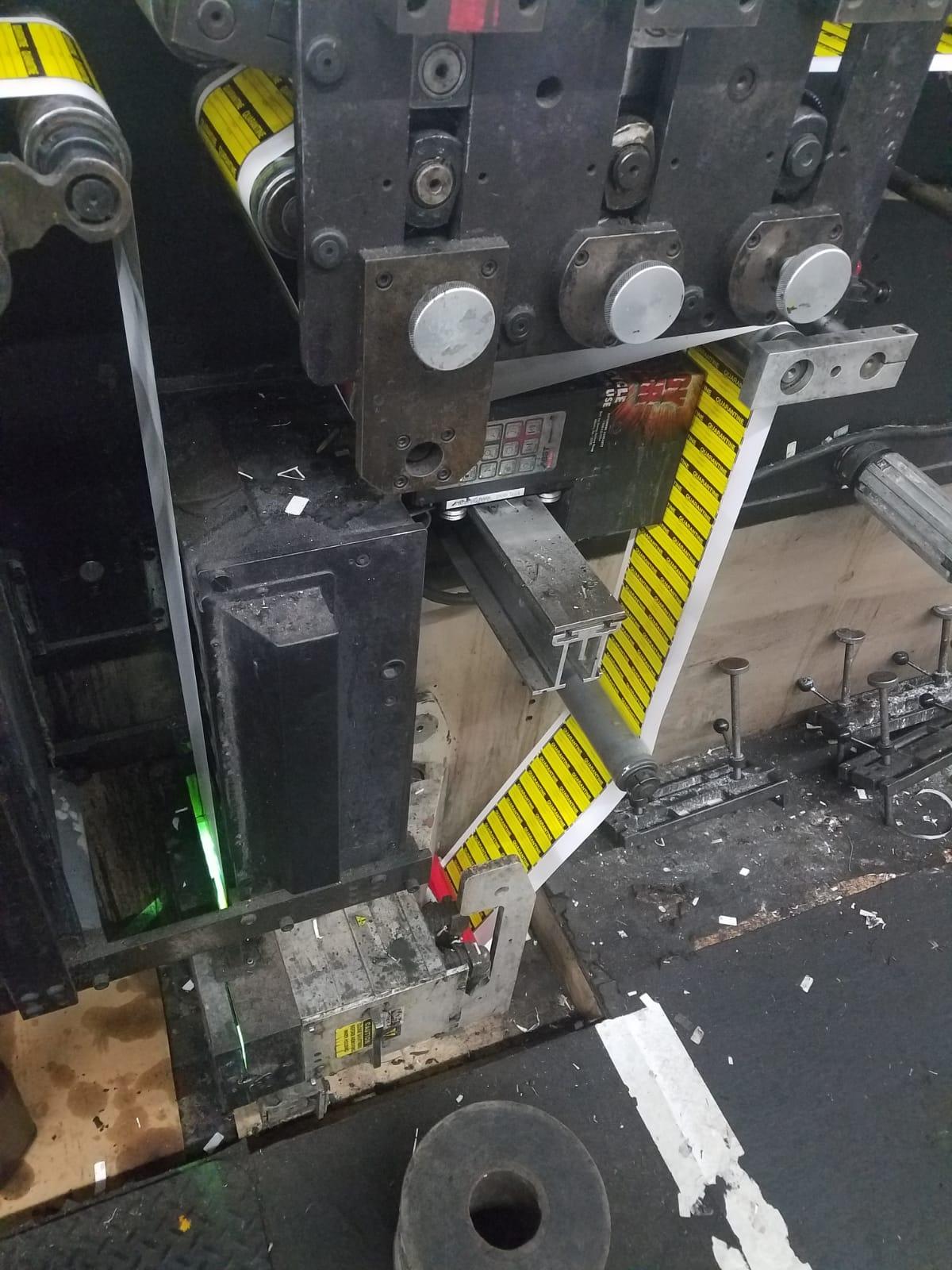 Webtron 750 HQV - Used Flexo Printing Presses and Used Flexographic Equipment-7