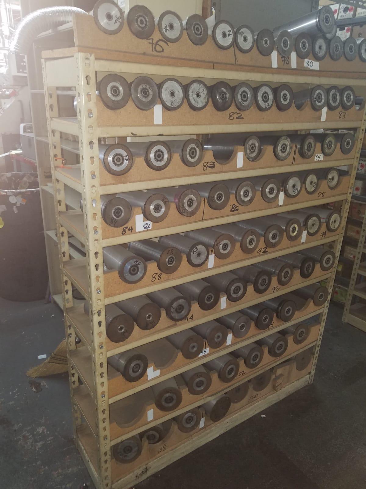 Webtron 750 HQV - Used Flexo Printing Presses and Used Flexographic Equipment-15