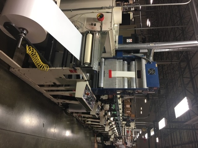 Nilpeter FBZ 4200 - Used Flexo Printing Presses and Used Flexographic Equipment-2