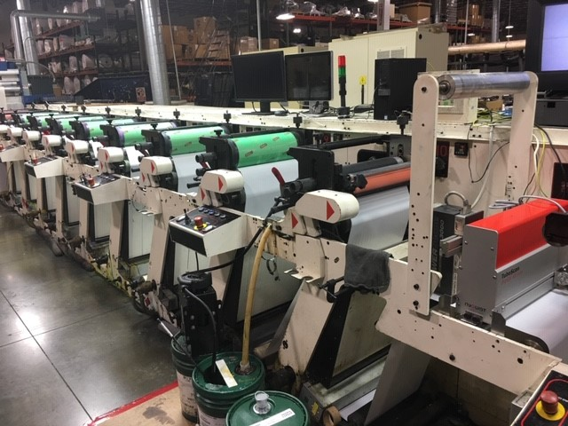 Nilpeter FBZ 4200 - Used Flexo Printing Presses and Used Flexographic Equipment-4