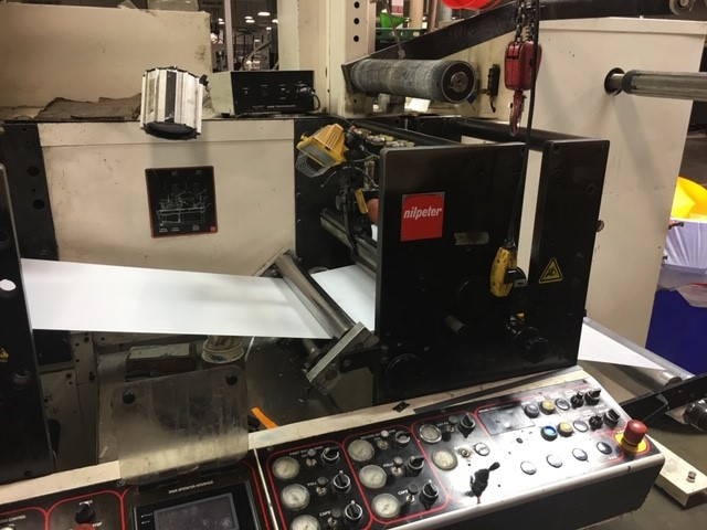 Nilpeter FBZ 4200 - Used Flexo Printing Presses and Used Flexographic Equipment-8
