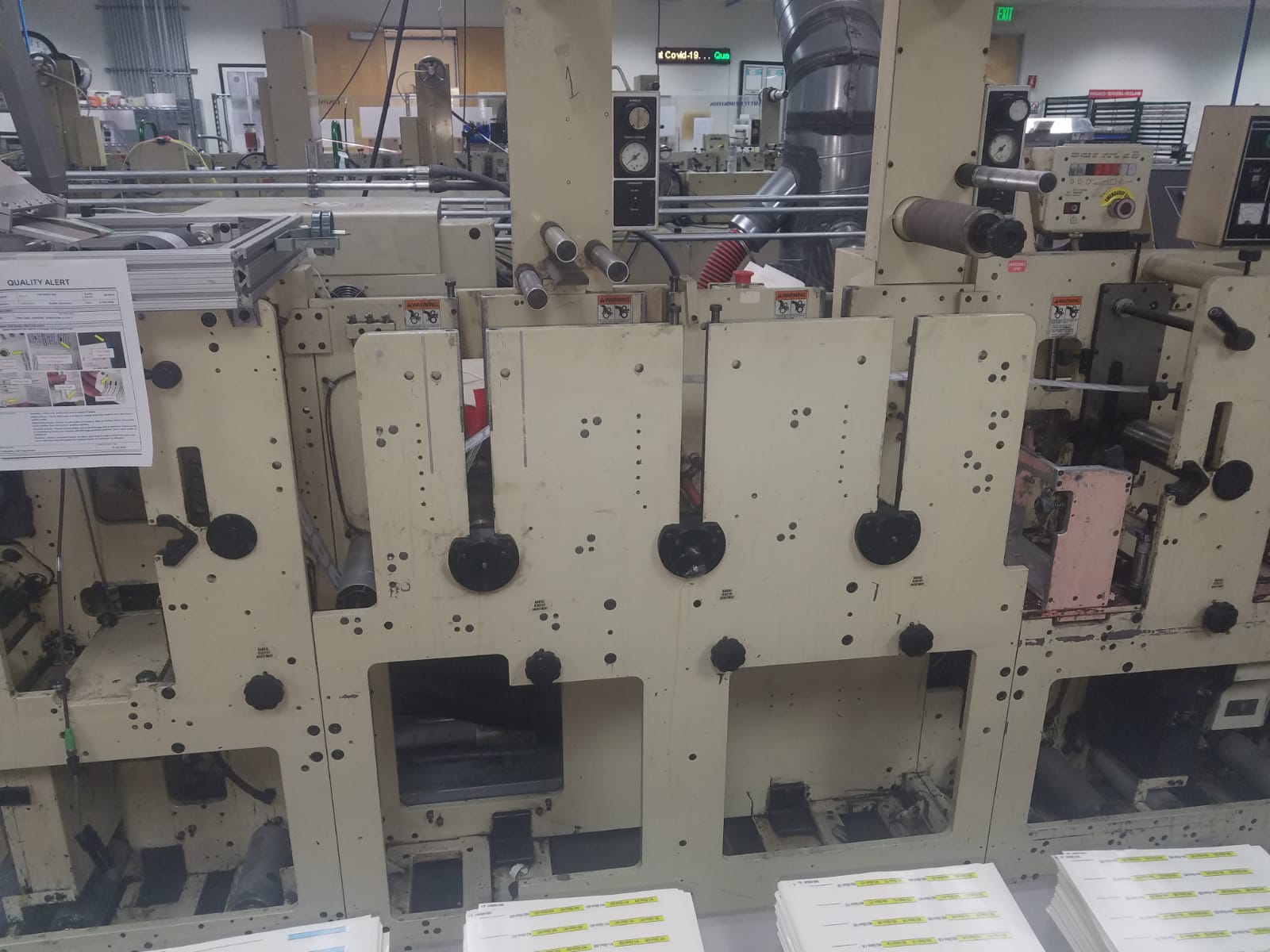 Mark Andy 2200 - Used Flexo Printing Presses and Used Flexographic Equipment-10