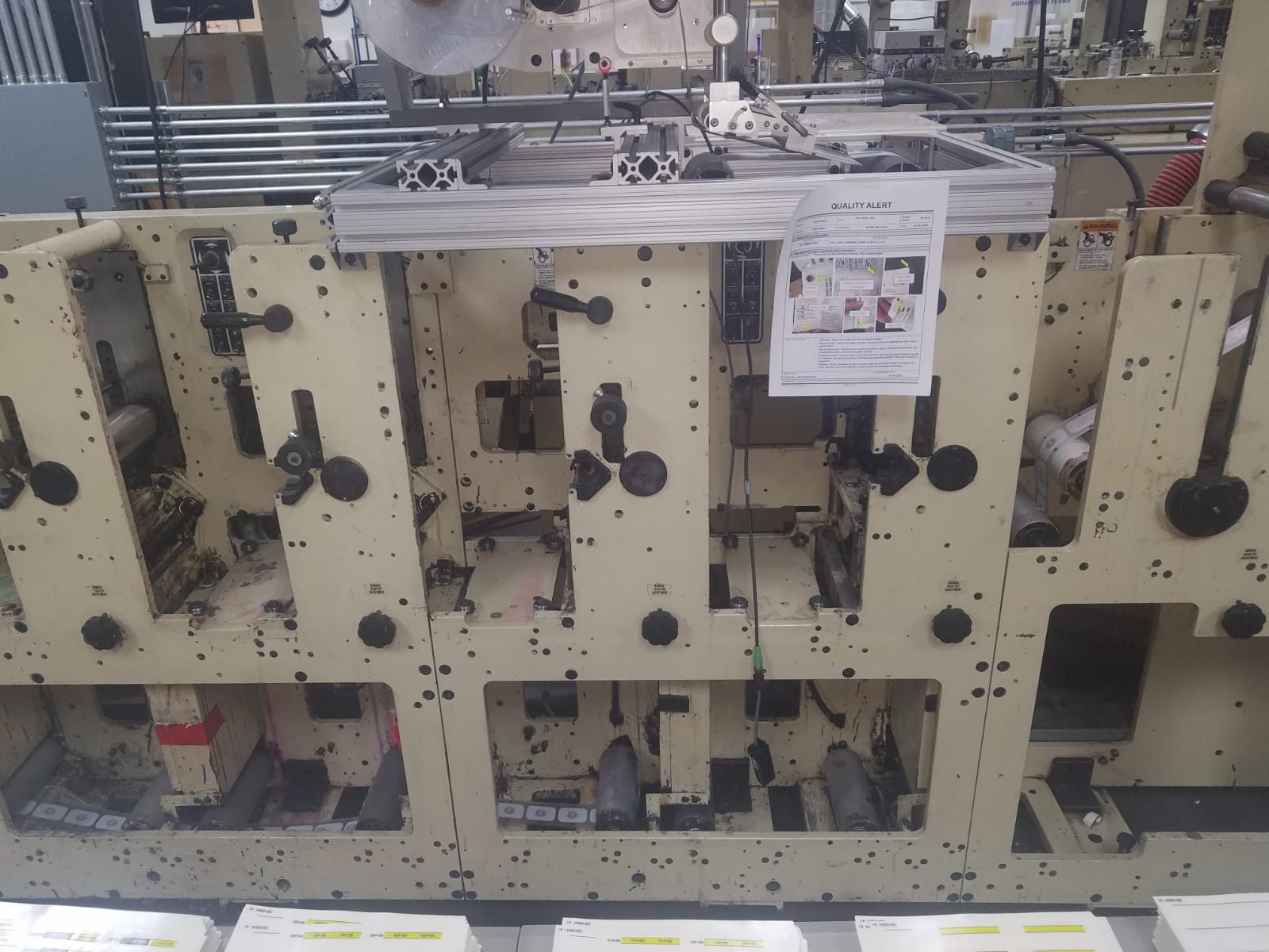Mark Andy 2200 - Used Flexo Printing Presses and Used Flexographic Equipment-11