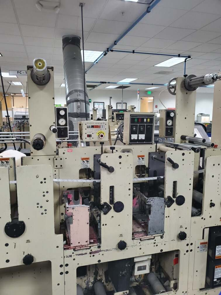 Mark Andy 2200 - Used Flexo Printing Presses and Used Flexographic Equipment-12